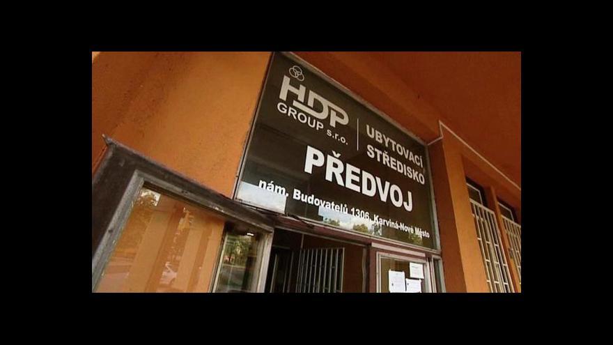 Video Marta Pilařová o ubytovně Předvoj