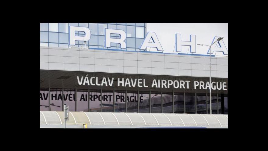 Video Havlův odkaz - letiště i asteroid