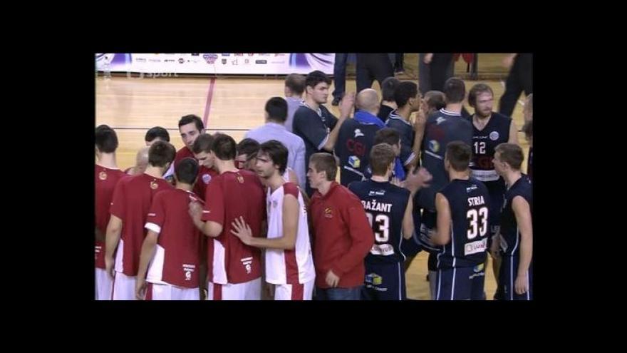 Video Sestřih utkání Jindřichův Hradec - Děčín