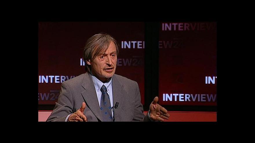 Video Rozhovor s Martinem Stropnickým (ANO)