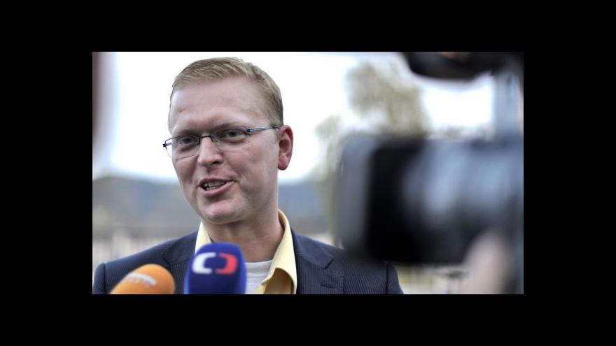 Video ČSSD, ANO a lidovci se sejdou na druhém společném jednání