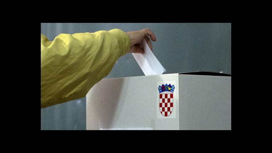 Video Chorvaté řekli NE sňatkům homosexuálů