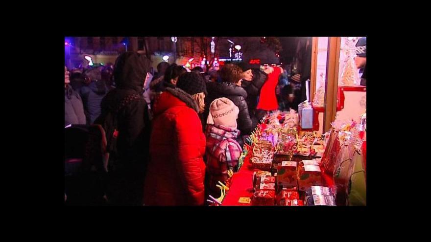 Video Martin Jonáš zve na vánoční trhy v Německu