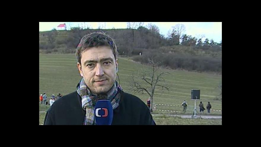 Video Rozhovor Dušana Vrbeckého s organizátorem Miroslavem Jandorou