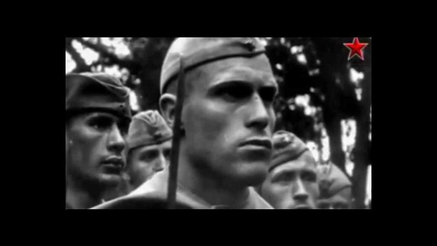 Video Ruská Kaťuša slaví 75. narozeniny