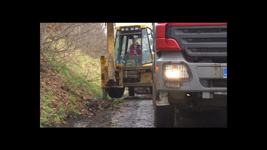 Video Michal Jemelka o opravách silnic