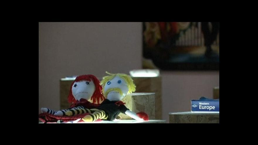Video Výstavka rozpadlých vztahů