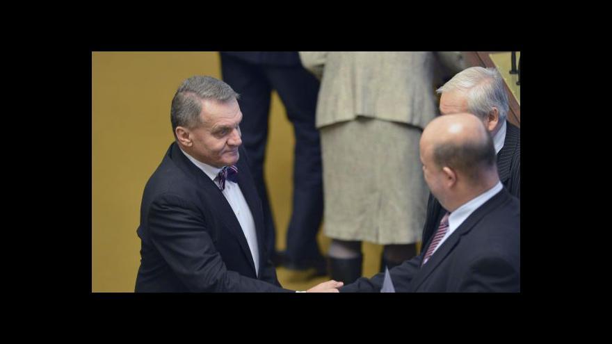 Video Rozhovor s exprimátorem Bohuslavem Svobodou