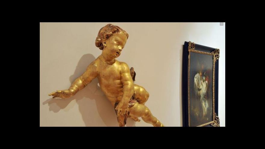 Video NO COMMENT: Moravská galerie zpřístupnila svoje stálé expozice zdarma