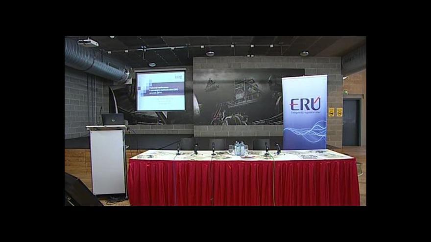 Video Brífink Energetického regulačního úřadu k cenovým rozhodnutím na rok 2014
