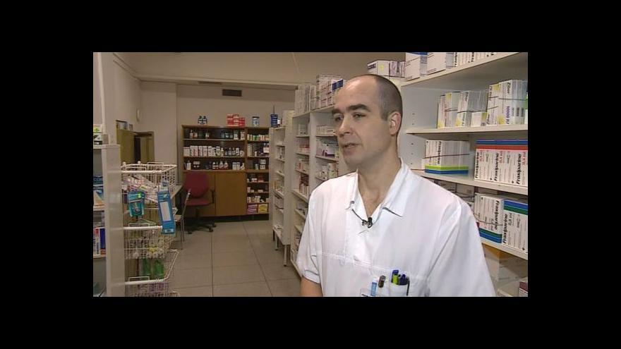 Video O recyklaci použitých inhalátorů hovoří lékárník Marek Lžičař