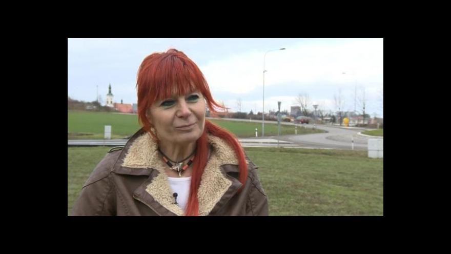 Video Soňa Janečková popisuje, jak našla psa Míšu
