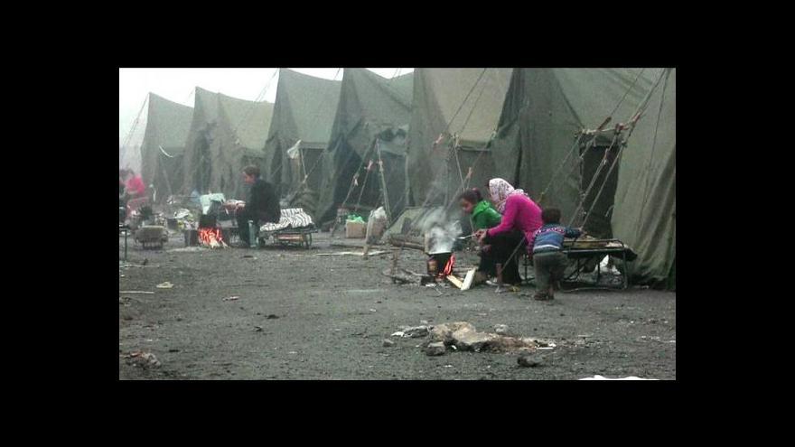 Video Reportáž o plotu na bulharsko-turecké hranici