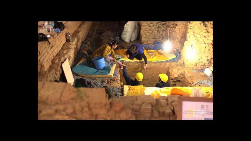 Video Horizont ČT24 o buddhistické svatyni
