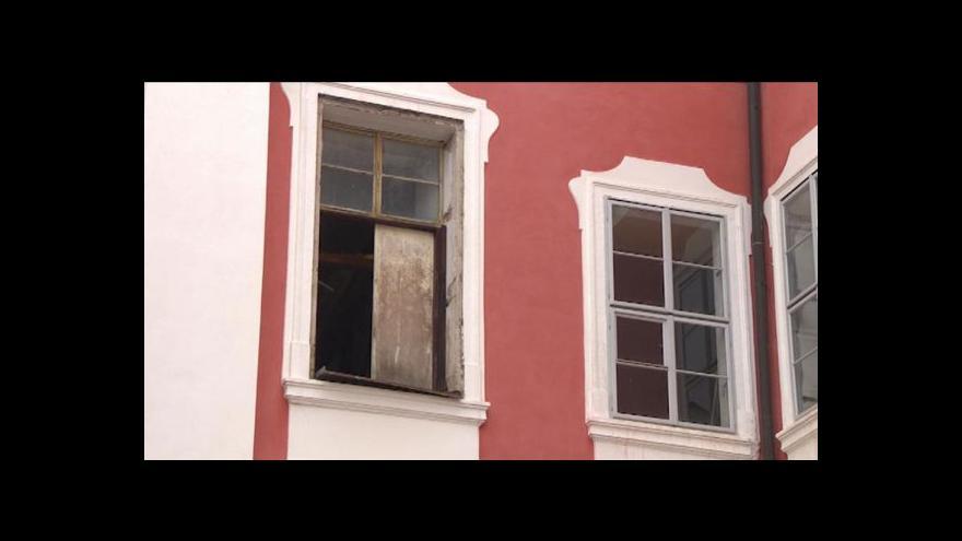 Video Václav Svoboda o rekonstrukci broumovského kláštera
