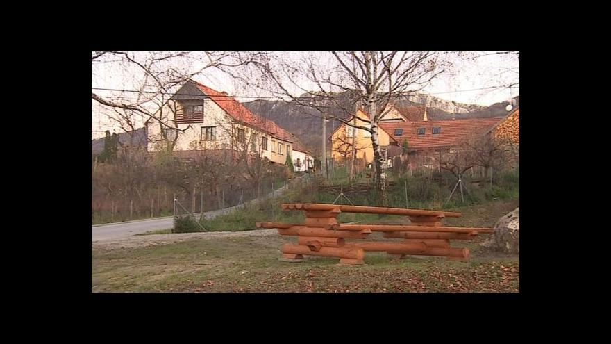 Video Tři minuty z Horních Věstonic