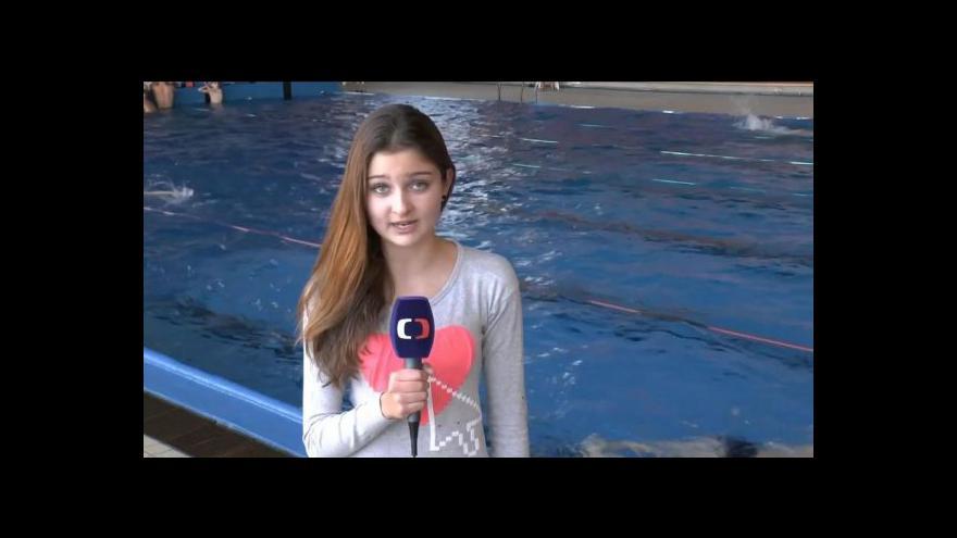 Video Mladí tratlonisté v Jilemnici
