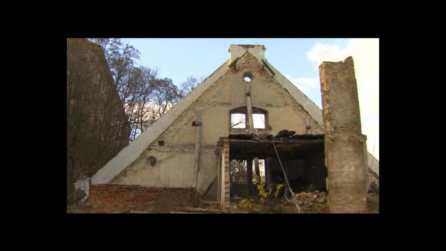 Video Jan Stuchlík o obnově roudnického pivovaru