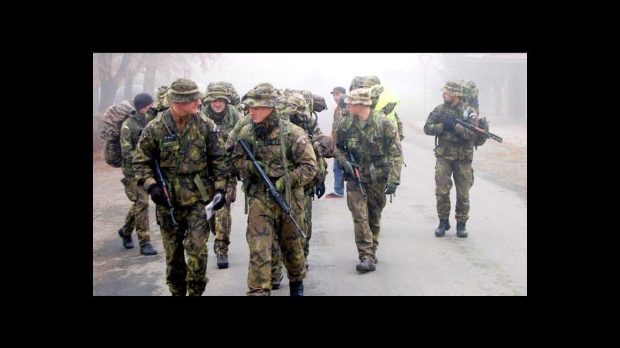 Video Erik Knajfl o pochodu výsadkářů