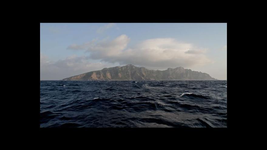 Video Horizont ČT24 o sporu kvůli čínské zóně