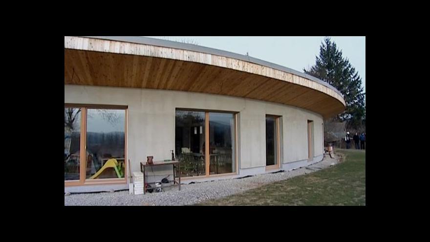 Video Téma ekologického bydlení v UvR