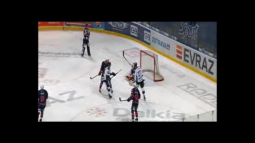 Video Sestřih utkání Víktovice - Chomutov