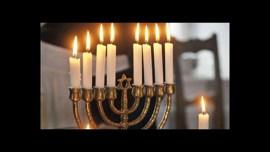 Video Začíná svátek světel