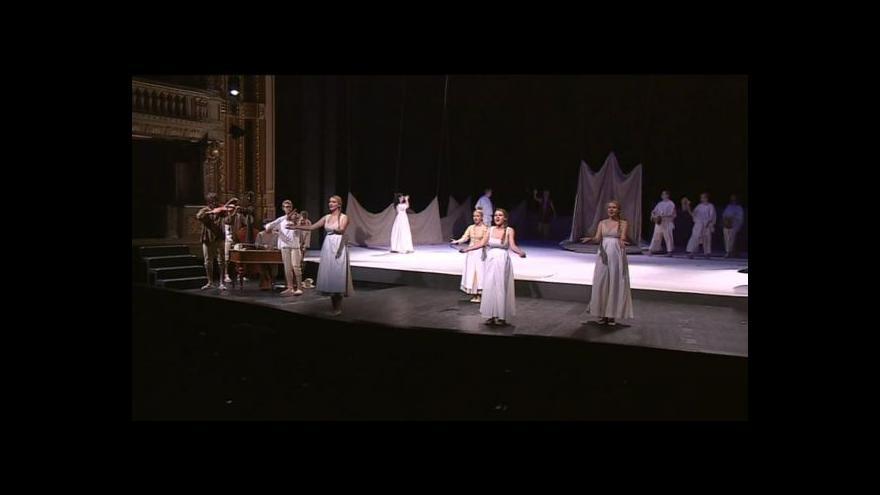 Video NO COMMENT: Představení Betlémská hvězda