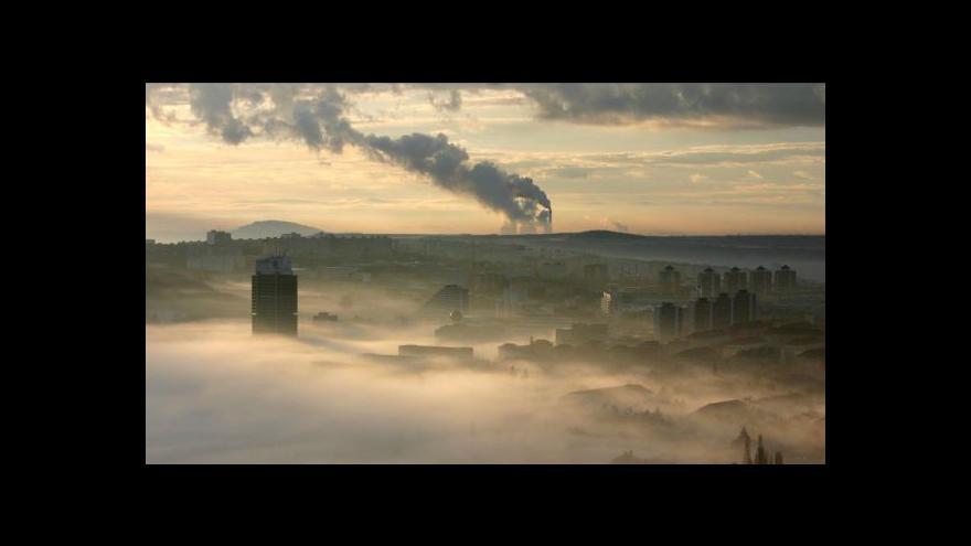 Video Čisté nebe nad Ostravou tématem Studia 6
