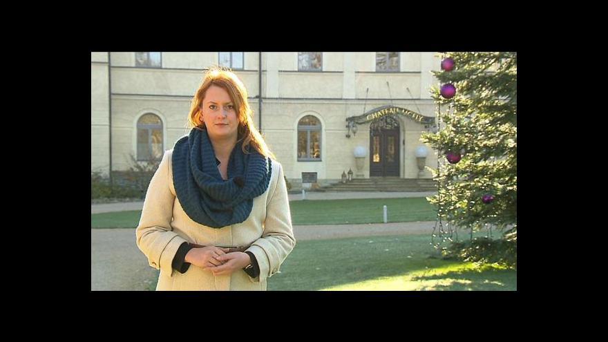 Video Jak to vypadá v Chateau Mcely?
