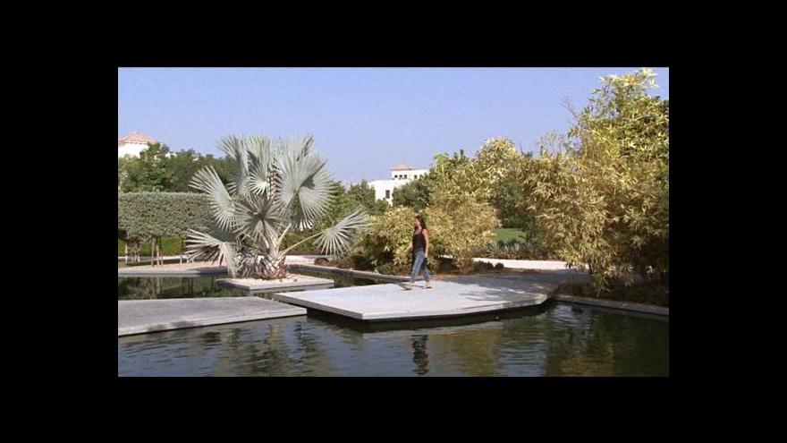 Video Reportáž Kateřiny Měšťanové o oáze Al Bararí