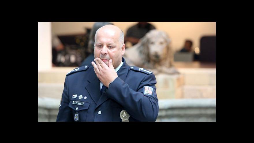 Video Lessy se možná vrátí na pozici policejního prezidenta