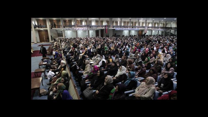Video Americko-afghánská dohoda se oddaluje