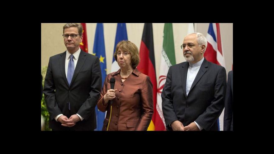 Video Téma Horizontu: Dohoda o íránském jaderném programu