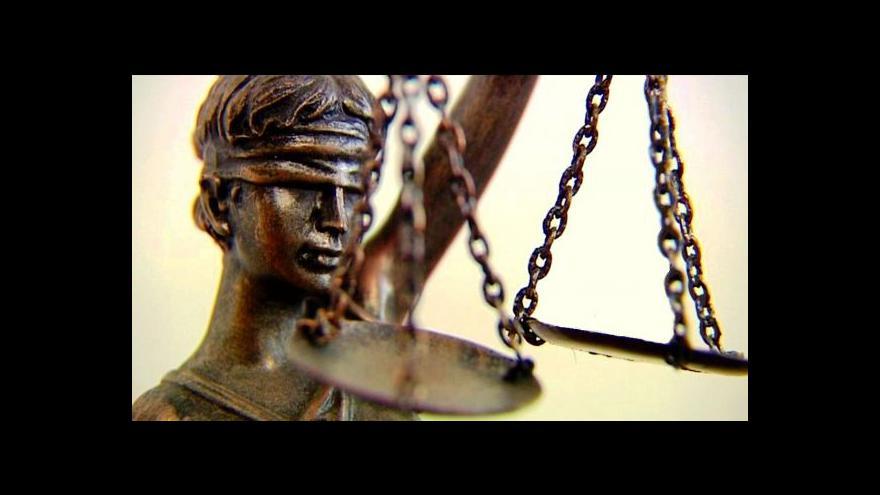 Video Události o desetiletém trestu pro Masláka