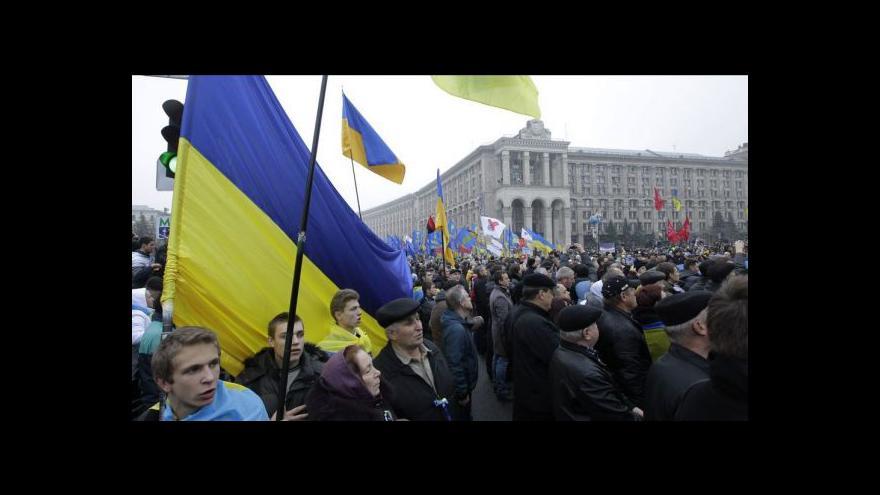 Video Horizont 24: Otočila se Ukrajina k EU zády?