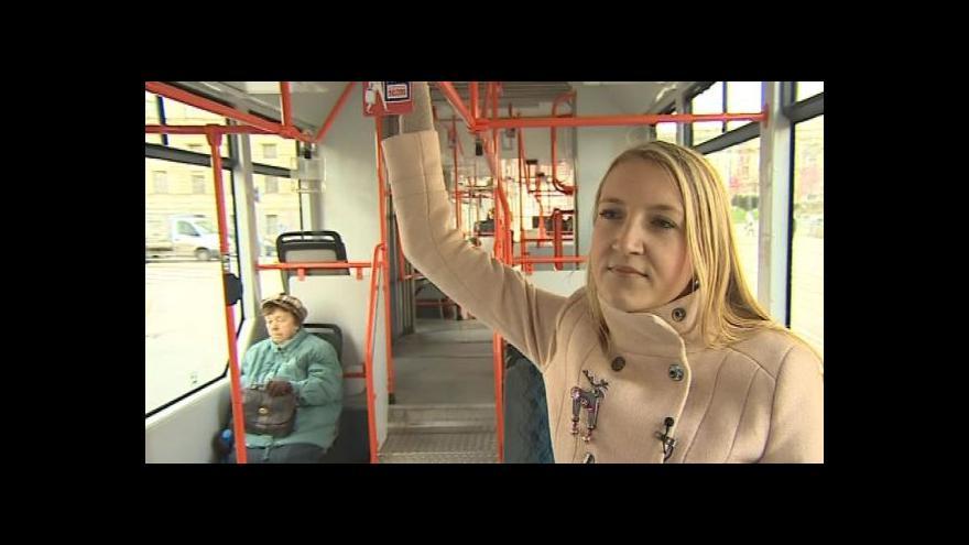 Video Mluvčí Linda Hailichová o SMS jízdenkách