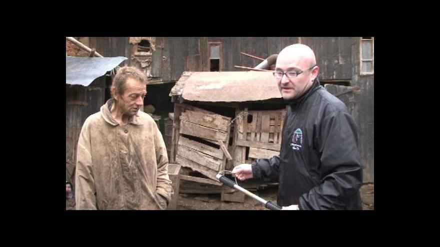 Video Telefonát Dušana Vrbeckého z Pozďátek