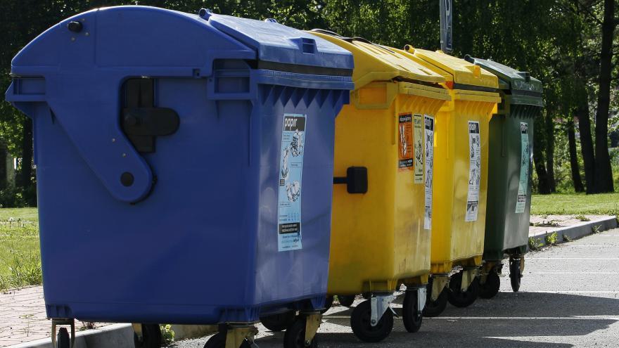 Video Nové kontejnery dá město na 170 míst