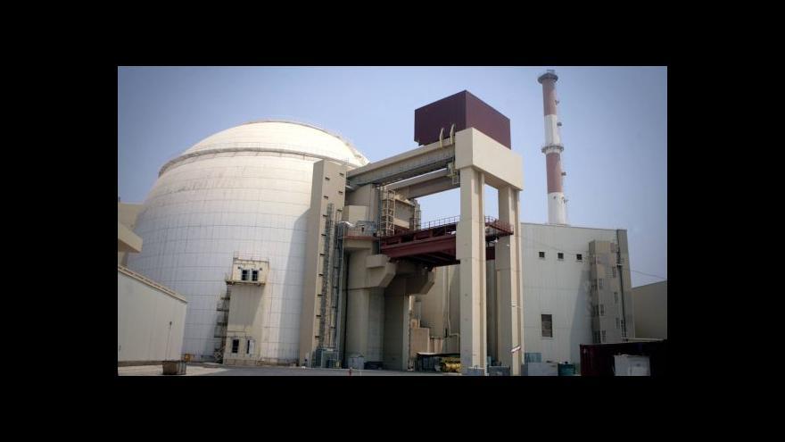 Video Události k dohodě o íránském jádru
