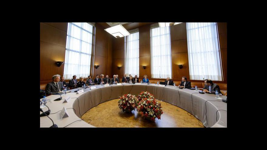 Video Horizont 24: V Ženevě se dál jedná o íránském jádru