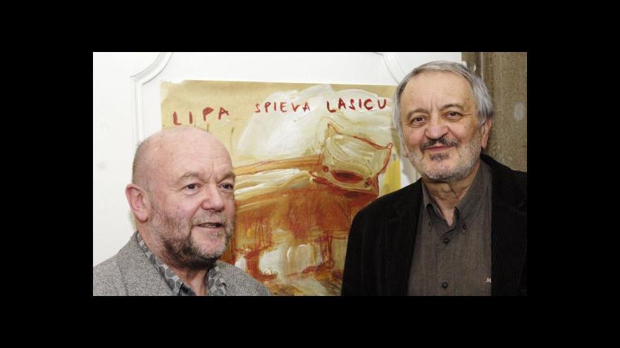 Video Lipa a Lasica opět spolupracují