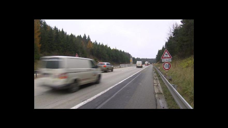 Video Radovan Daněk o přerušení modernizace D1