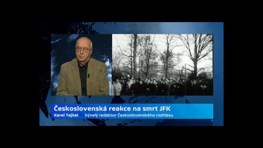 Video Rozhovor s Karlem Tejkalem