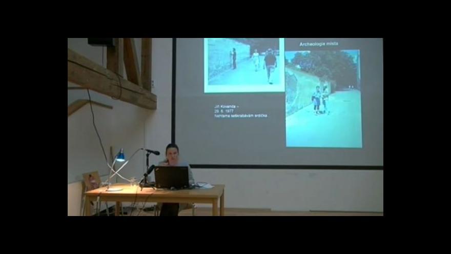 Video Přednáška Pavlíny Morganové