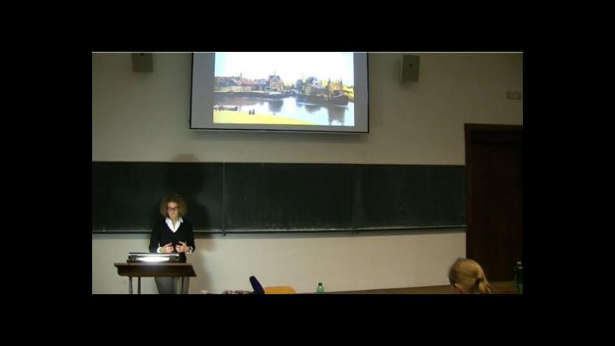 Video Přednáška Radany Šafaříkové