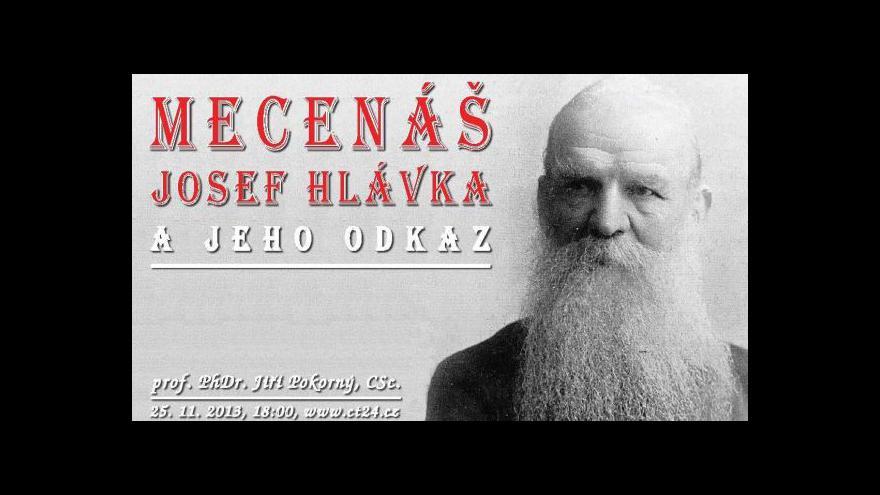 Video Přednáška Jiřího Pokorného