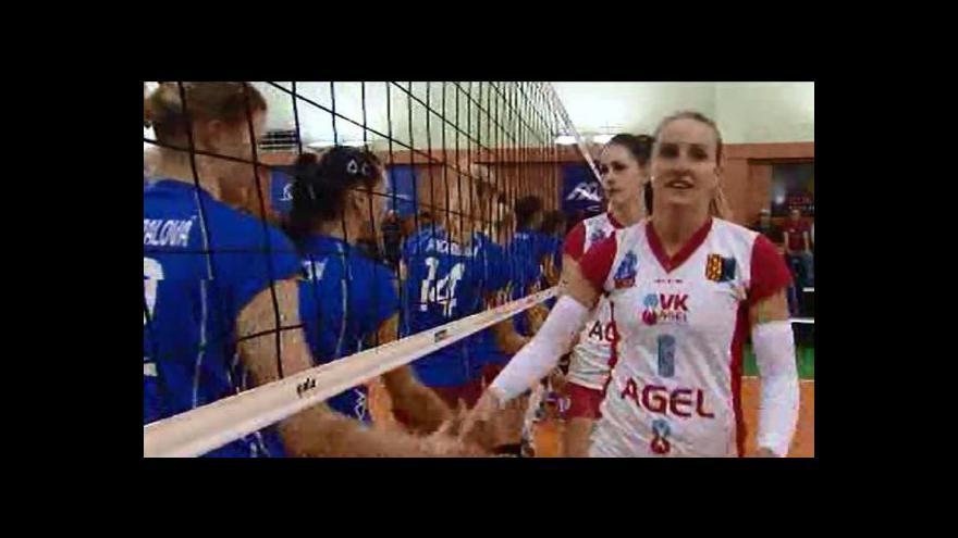 Video Sestřih utkání Olymp Praha - Prostějov