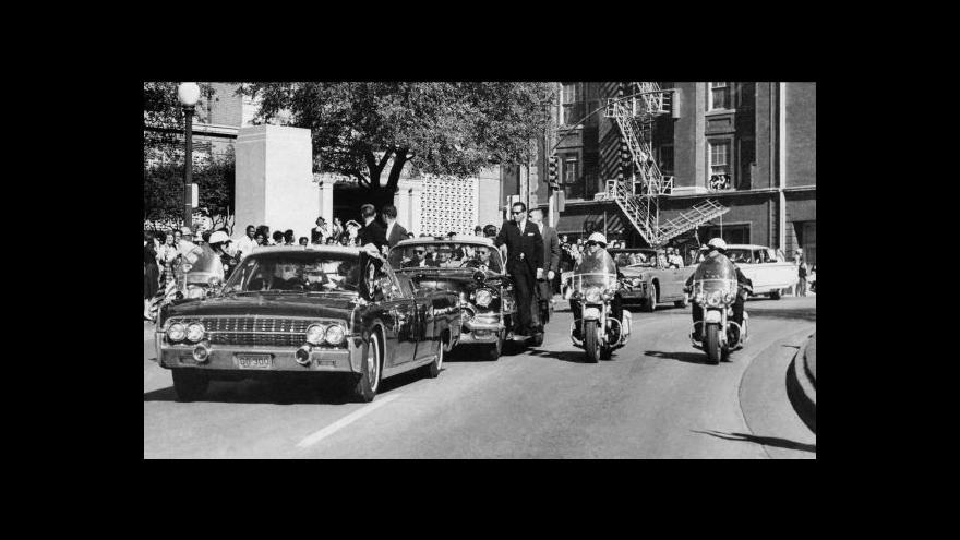 Video Jakub Nettl k Zapruderově filmu o vraždě Kennedyho