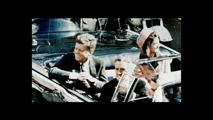 Video Horizont 24 k výročí atentátu na prezidenta Kennedyho